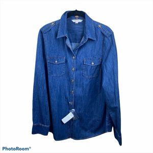 Brooks Brothers Denim Shirt